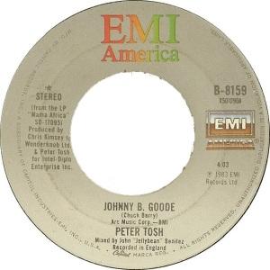 1983 - Tosh - Johnny B Goode