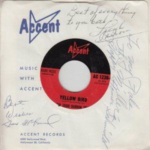 ACCENT 1238 - BARRON TRIO LEIGH - A