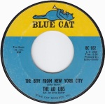 Ad Libs - 01-65 - The Boy From New York City REC