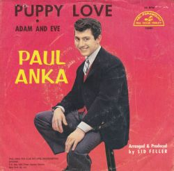 Anka, Paul - 02-60 - Puppy Love R