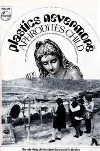 Aphrodites Child - 1968 CB - Plastics Nevermore