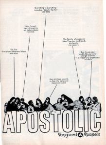 Apostolic - 69 CB - Everything