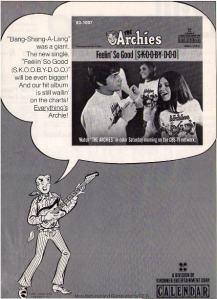 Archies - 1969 BB - Feelin So Good
