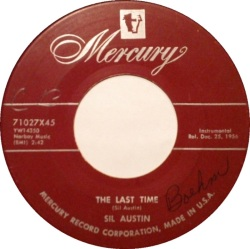 Austin, Sil - 01-57 - The Last Time REC