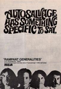 Autosalvage - 1968 BB - Rampant Generalities