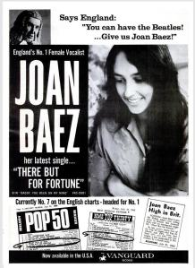 Baez, Joan - 08-65 - There But For Fortune