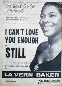Baker, Lavern - 09-56 - I Can't Love You Enough