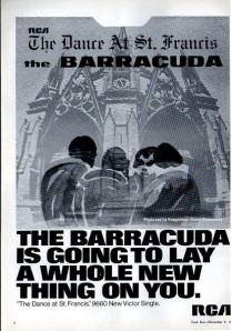 Barracuda - 1968 CB - The Dance at St Francis
