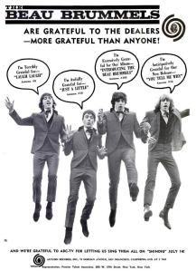 Beau Brummels - 07-65 - Grateful