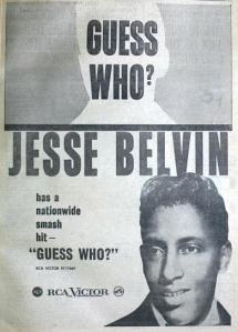 Belvin, Jesse - 04-59 - Guess Who
