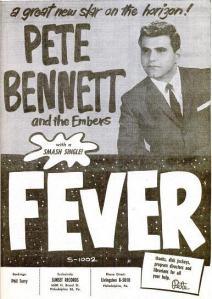 Bennett, Pete & Embers - 10-61 - Fever
