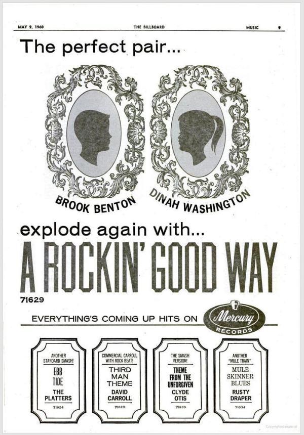 Benton & Washington - 05-60 - A Rockin Good Way