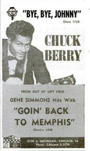 Berry, Chuck - 05-60 - Bye Bye Johnny