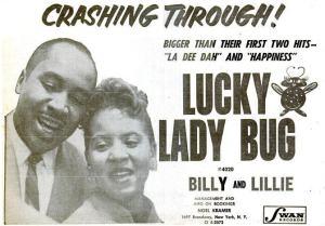 Billy & Lillie 0 12-58 - Lucky Lady Bug