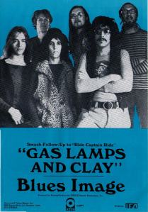 Blues Image - 1970 CB - Gas Lamps and Clay