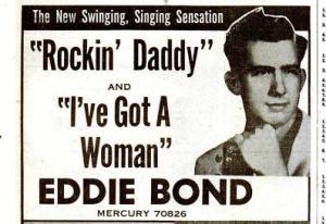 Bond, Eddie - 03-31-56 - Rockin Daddy