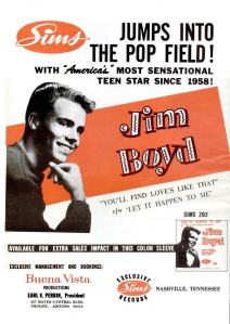 Boyd, Jim - 10-64 - You'll Find Love's Like That