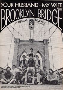 Brooklyn Bridge - 1969 BB - Your Husband My Wife