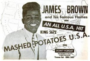 Brown, James - 10-62 - Mashed Potatoes USA
