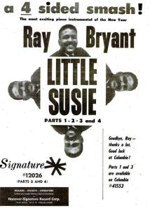 Bryant, Ray - 01-60 - Little Susie