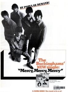 Buckinghams - 06-67 - Mercy Mercy Mercy