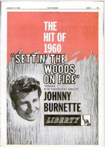 Burnette, Johnny - 01-60 - Settin the Woods on Fire