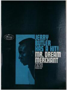 Butler, Jerry - 10-67 - Mr. Dream Merchant