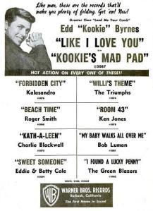 Byrnes, Edd Kookie PLUS - 07-59 - Like I Love You
