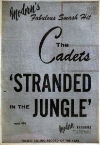 Cadets - 06-56 - Stranded in the Jungle