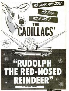 Cadillacs - 12-56 - Rudolph the Red Nosed Reindeer 2