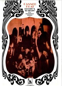 Canned Heat - 07-67 - Rollin & Tumblin