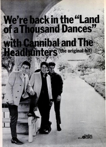 Cannibal & Headhunters - 08-66 - Land of 1000 Dances