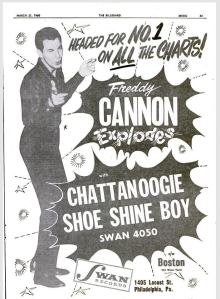Cannon, Freddy - 03-60 - Chattanoogie Shoe Shine Boy