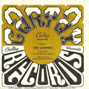 Cartay 5336 - Lawmen - The Code PS