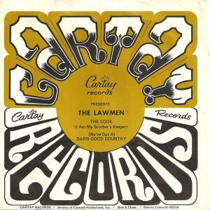 Cartay 5336 - Lawmen - The Code PS