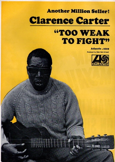 Carter, Clarence - 1968 CB - To Weak to Fight