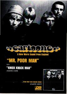 Cartoone - 1969 CB - Mr Poor Man