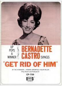 Castro, Bernadette - 12-64 - Get Rid of Him