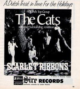 Cats - 69 CB - Scarlet Ribbons