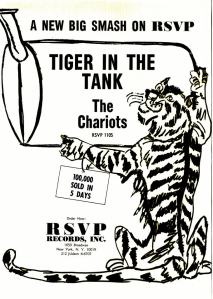 Chariots - 11-64 - Tiger in the Tank