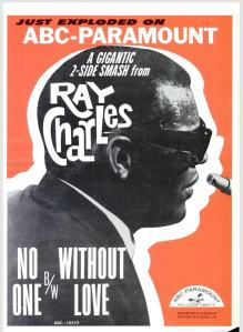 Charles, Ray - 06-63 - No One