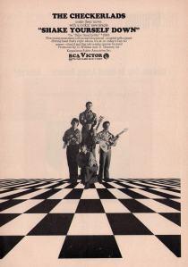 Checkerlads - 1966 CB - Shake CND