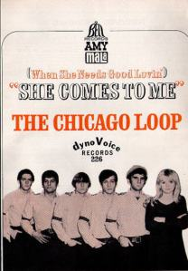 Chicago Loop - 1966 CB - She Comes to Me - Copy