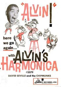 Chipmunks - 02-59 - Alvin's Harmonica