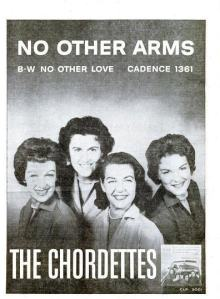Chordettes - 01-59 - No Other Arms