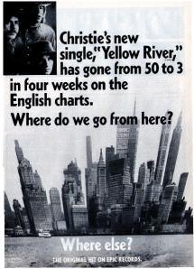 Christie - 1969 CB - Yellow River