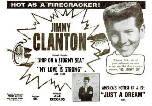 Clanton, Jimmy - 05-59 - Ship on a Stormy Sea