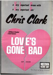 Clark, Chris - 11-66 - Love's Gone Bad