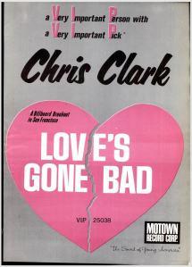 Clark, Chris - 11-66 - Love's Gone Bad