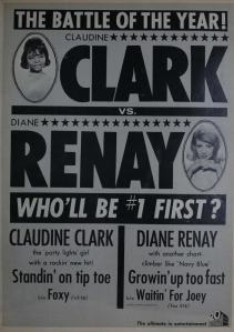 Clark, Claudine - 06-64 - Standin on Tip Toe